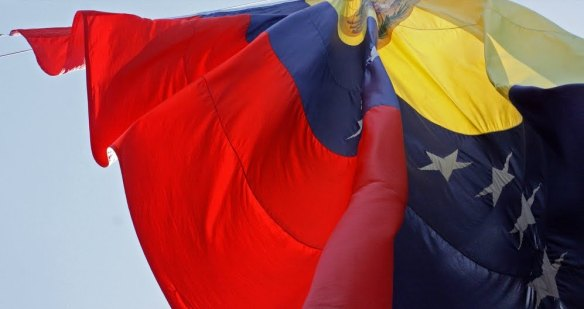 Bandera de Venezuela from JCTPHOTO